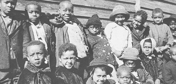 The History of LCMS Mercy Work with African Americans